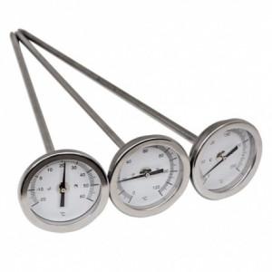 Termometru cu cadran-Bimetal